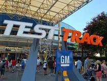 Test Track [Onride]: