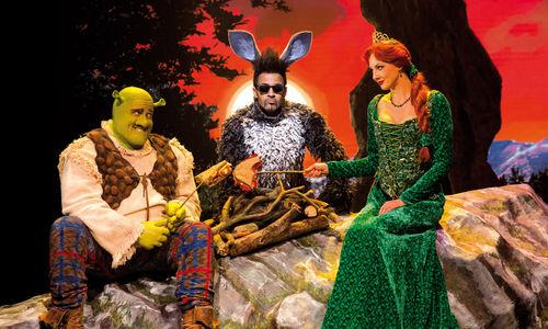 Shrek - Das Musical © Jens Hauer