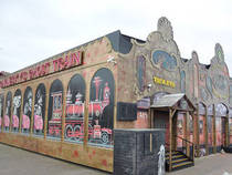 Der Carneskys Ghost Train in Blackpool
