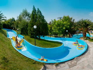 Der Wasserpark Waterland Thessaloniki  © Waterland Thessaloniki