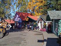 Pioneer Park in Fairbanks, Alaska. © jkbrooks85