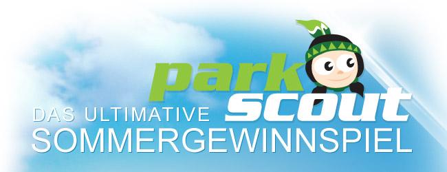 Das ultimative Parkscout Sommergewinnspiel