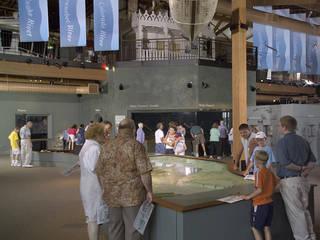 National Mississippi River Museum Aquarium in Iowa © National Mississippi River Museum Aquarium