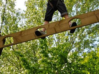 Parc Aventure Signal-de-Bougy © Parc Aventure Signal-de-Bougy