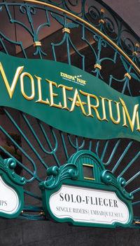 Voletarium Eröffnung 2017
